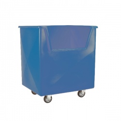 Blue Order Picking Trolley 383267