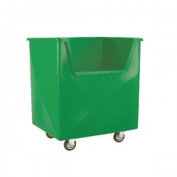 Order Picking Trolley Green 383268