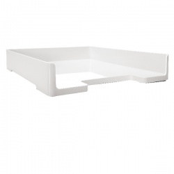 Sigel Eyestyle Letter Tray A4 White SA107