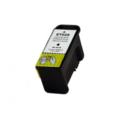 Epson C13T02840110 (T028) Black Ink Cartridge - Compatible