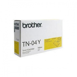 Brother TN04Y Toner Cartridge Yellow - Remanufactured