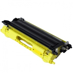 Brother TN135Y Toner Cartridge Yellow  - Remanufactured