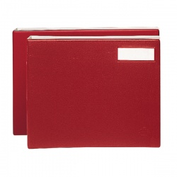 Twinlock Variform V8 Multi-Ring Binder Maroon 75155
