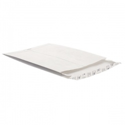 Tyvek Gusset Envelope 324 x 229 x 20mm Peel and Seal White (Pack of 100) 754924