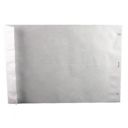 Tyvek Envelope 481 x 330mm Peel and Seal White (Pack of 100) 558224