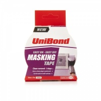 Unibond Multi-Surface Masking Tape (25mm x 25m)