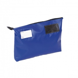 Go Secure Mail Pouch Blue 470x336x76mm GP2B