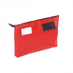 Go Secure Mail Pouch Red 470x336x76mm GP2R