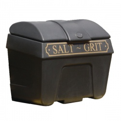 Victorian Style Winter Salt and Grit Bin 400 Litres No Hopper 317075