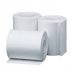Whitebox White Thermal Till Roll 57x38x12mm (Pack of 20) THM573812