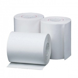 Whitebox White Thermal Roll 57x30x12mm (Pack of 20) THM5730MM