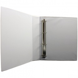 Whitebox White 40mm 4D Presentation Binder (Pack of 10) WX01329