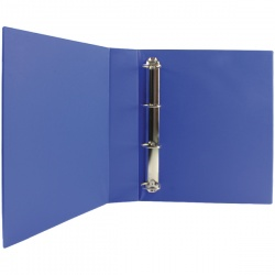 Whitebox Blue 40mm 4D Presentation Ringbinder (Pack of 10) WX01331