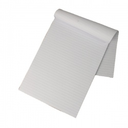 Whitebox A4 Feint Ruled Pad (Pack of 20)