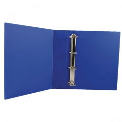 Whitebox Blue 50mm 4D Presentation Ringbinder (Pack of 10) WX47662