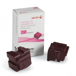 Xerox ColorQube 8570 Magenta Ink Stick 4.4K (Pack of 2) 108R00932