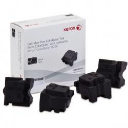 Xerox ColorQube 8700 Black Ink Stick (Pack of 4) 108R00999